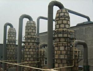 锅炉水膜除尘器