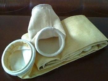 玻璃纤维针刺毡除尘袋产品