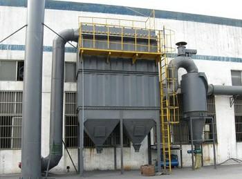 生物质锅炉除尘器选择