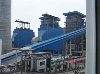 水泥厂除尘器设备图示