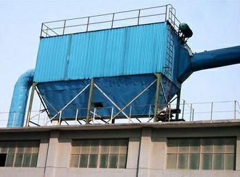LCPM分室侧喷低压布袋收尘器