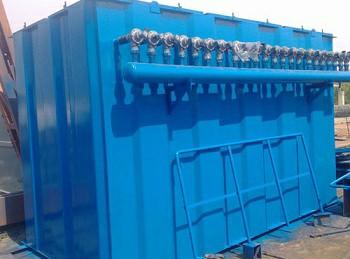DMC型脉冲单机除尘器