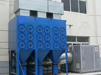 DXJY型沉流滤筒式收尘器