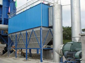 化肥厂布袋除尘器
