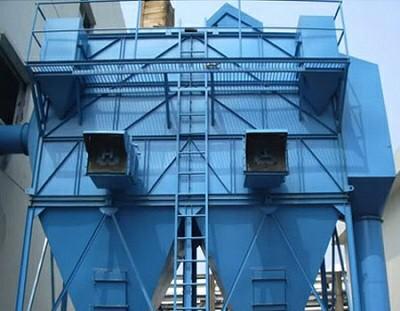 转炉炼钢设备除尘器